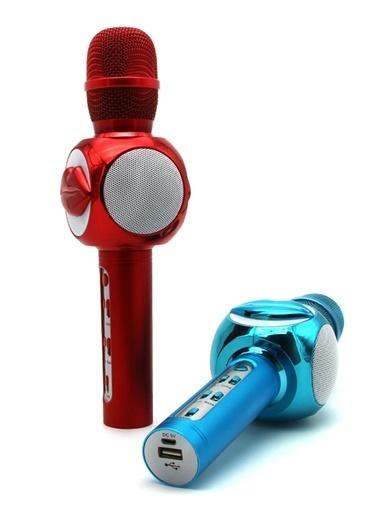 Doppler Lips200 Ses değişim Özelliki Çocuk Mikrofonu Mavi
